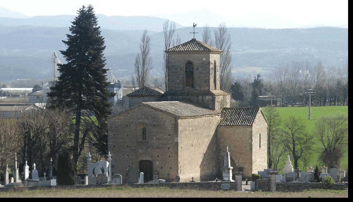 Chabrillan Eglise St.Pierre